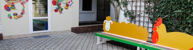 Одесса детский сад Знайка